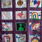 The FRCWC Hands Quilt